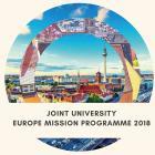 聯校歐洲短宣服務計劃2018海報